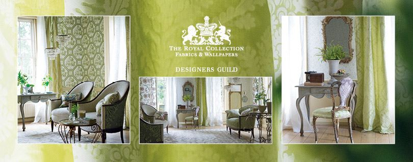 Designers Guild, the Royal Collection